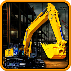 Real Excavator Crane Simulator for PC and MAC
