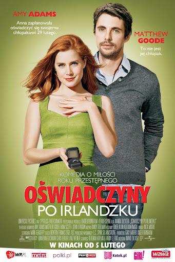 Polski plakat filmu 'Oświadczyny Po Irlandzku'