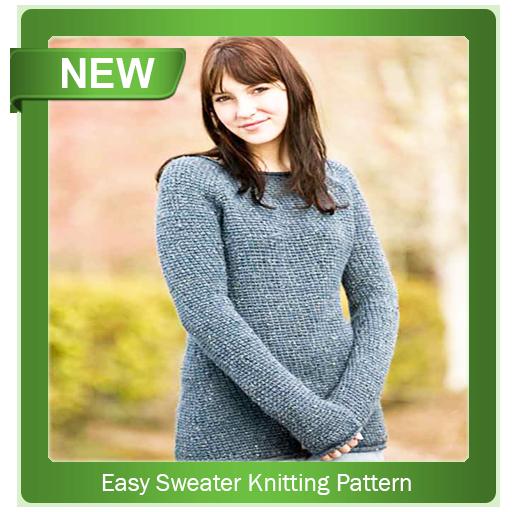 App Insights Easy Sweater Knitting Pattern Apptopia