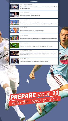 LaLiga Fantasy MARCAufe0f 2021: Soccer Manager 4.4.3 screenshots 13