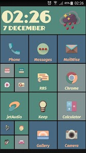 SquareHome.Phone (Launcher) v1.6.4 (Full)