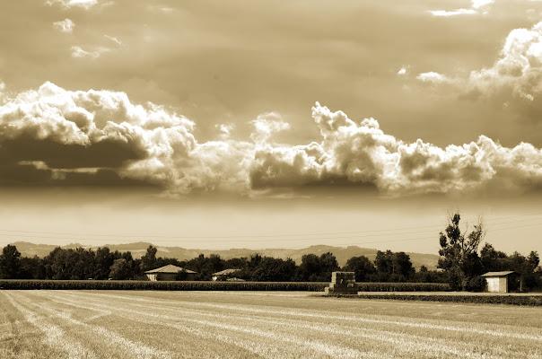 Nuvole estive di @emanuel.bacci