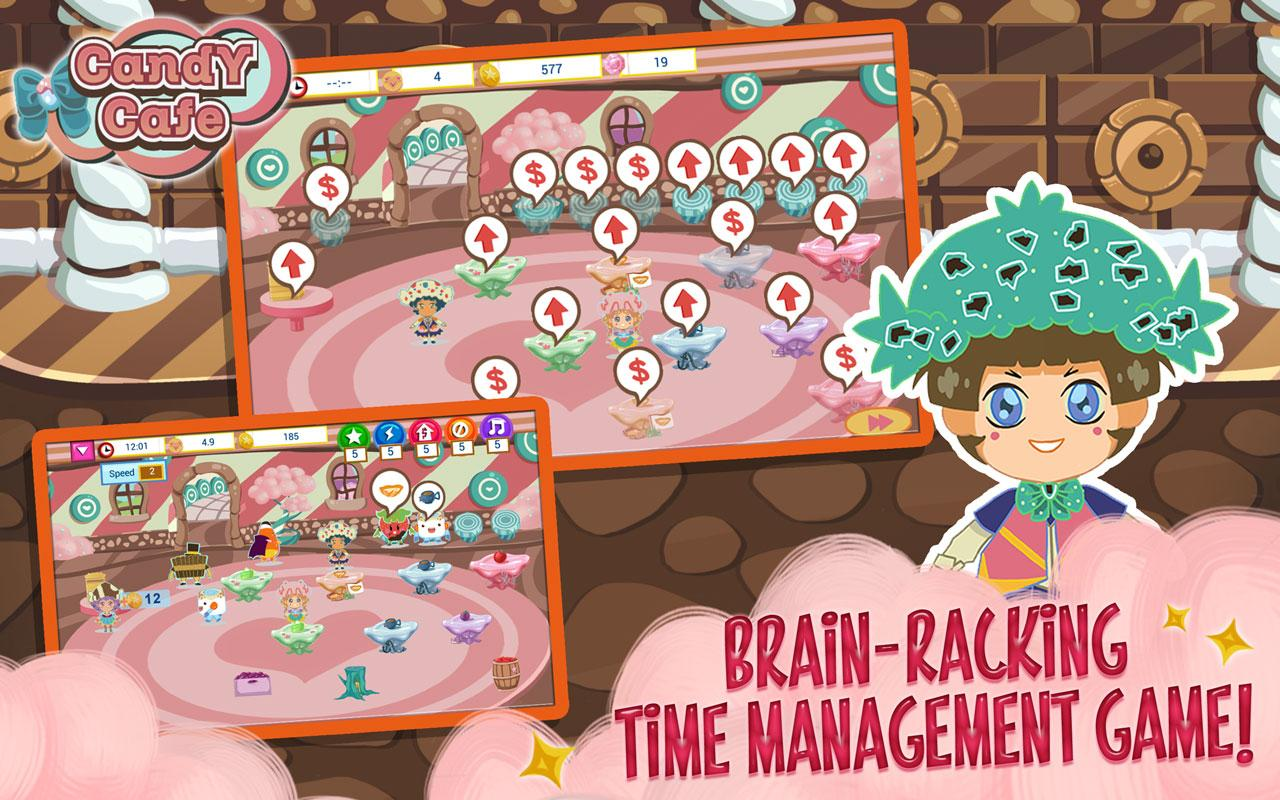 Candy Cafe- screenshot