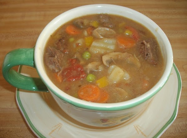 Beef Stew Or Venison Stew Recipe
