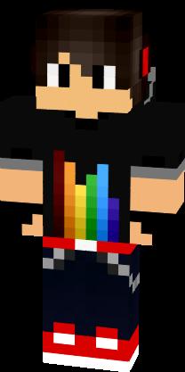 dj youtube gamer boy nova skin