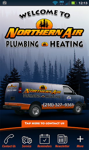 Northern Air Plumbing Heat