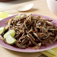 Shredded beef grilled with onion and garlic