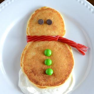 Christmas Pancakes Recipes