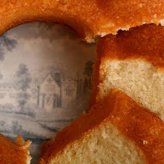 Egg White Cake.