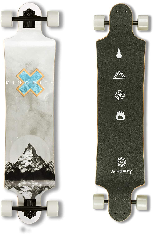 minority downhill longboard - cheap longboard