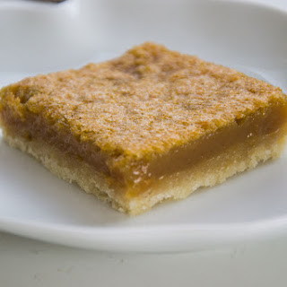 Buttertart Squares.