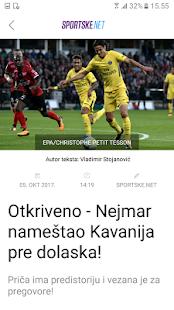 Sportske.net - náhled