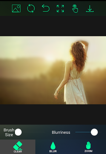 Blur Image Background Editor (Blur Photo Editor)  screenshots 2