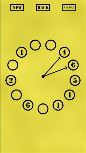 Clock Riddle