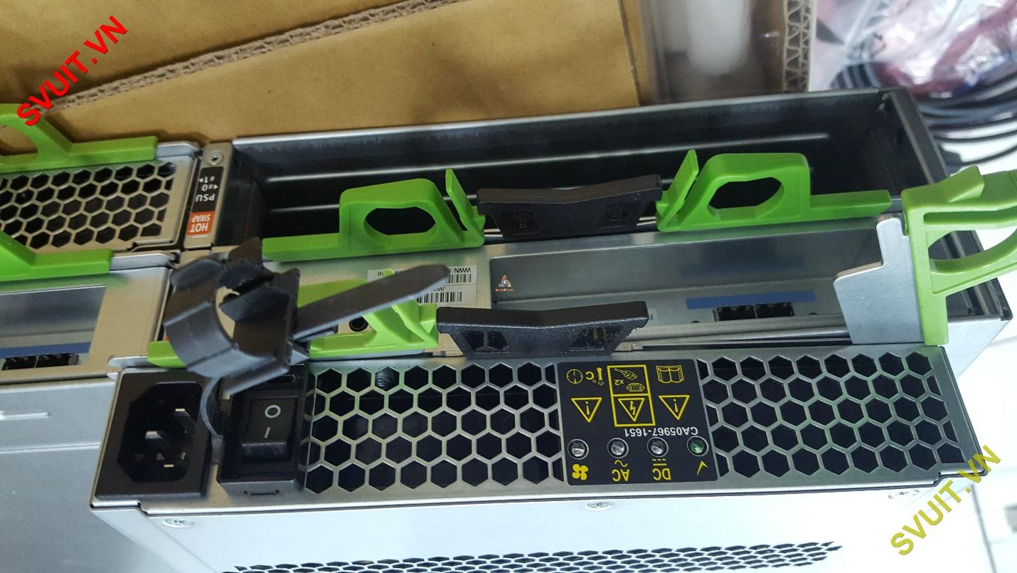 Drive Enclosure ETERNUS AF650 unboxing #9