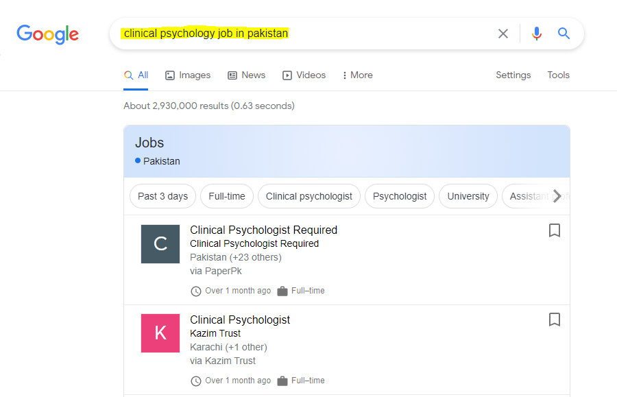 Roadmap To Become A Clinical Psychologist In Pakistan 3 - Daily Medicos