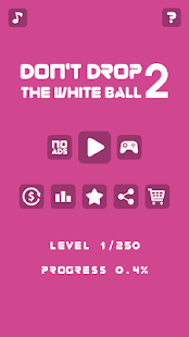 Don't Drop The White Ball 2- screenshot thumbnail