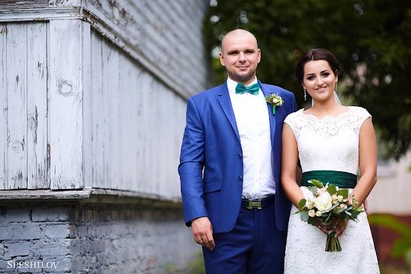 Свадебный фотограф Влад Спешилов (speshilov). Фотография от 18.07.2017
