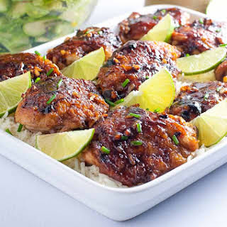 Chili Lime Chicken Thighs Recipes.