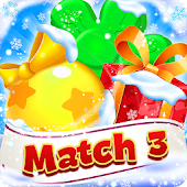 Merry Christmas: Match 3