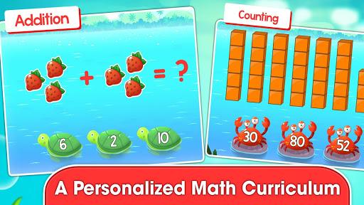 Monkey Math: math games & practice for kids screenshot 3