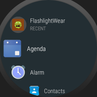 Flash Light- screenshot