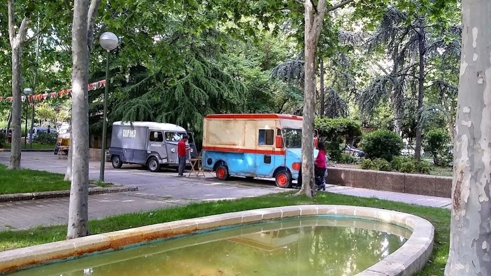 Alquiler de furgonetas historicas en Zaragoza