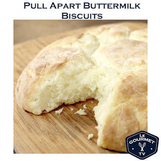 Pull Apart Buttermilk Biscuits.