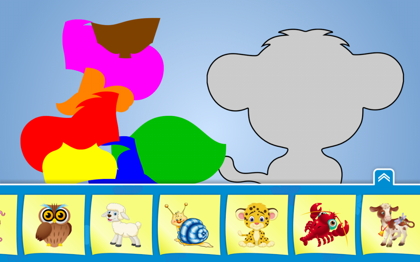 My First Puzzle for kids- screenshot