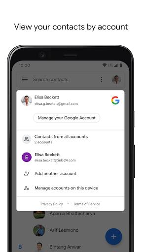Contacts 3.33.2.335052592 screenshots 4
