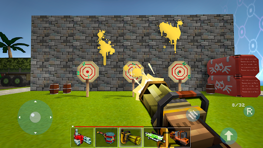 Mad GunZ – shooting games, online, Battle Royale Apk Download For Android and Iphone 5