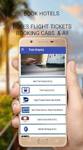 Pnr status irctc /train pnr status/indian railway App Download For Android 1
