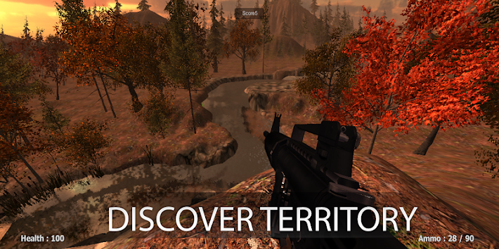 Freedom War apk screenshot