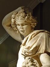 Photo: Burdur, Dionysus met Sater afkomstig uit de Oostelijke Boven Agora van Sagalassos, 160-180 n.C.