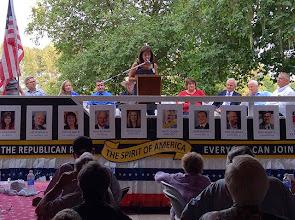 Photo: Dr. Monica Wehby for U.S. Senate