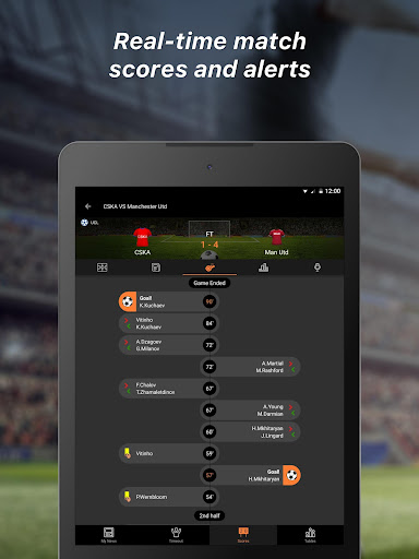 90min - Live Soccer News App  12