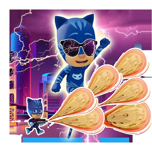 Super Mask Catboy: City Runner Subway Android APK Download Free By Abdelaziz Pro Dev
