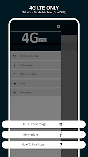 App 4G LTE Only - 4g LTE Mode APK for Windows Phone