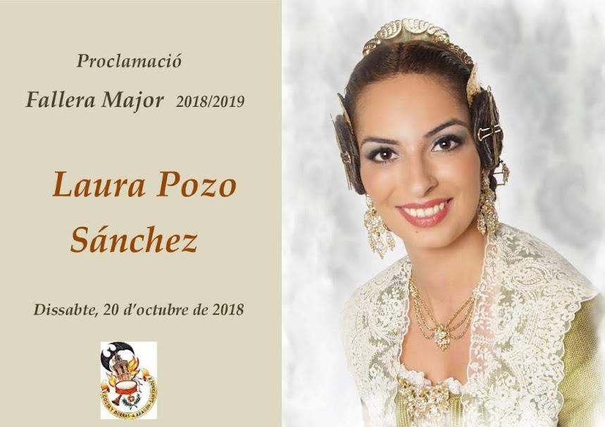 Proclamación de las Falleras Mayores 2019 de Costa y Borrás