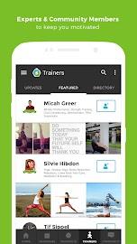 Workout Trainer fitness coach Screenshot 4