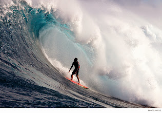 Photo: Photo of the Day: Albee Layer, Jaws. Photo: #ZakNoyle #Surfer #SurferPhotos