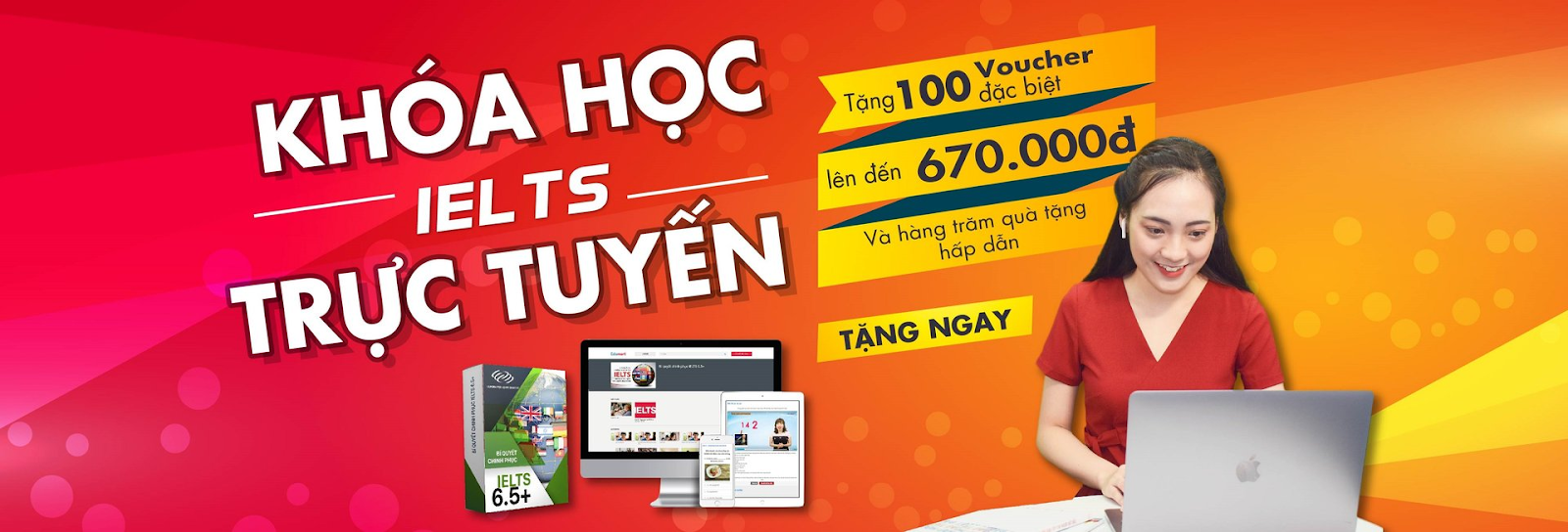 LangGo - Khoá học tiếng Anh IELTS online tốt nhất 2020