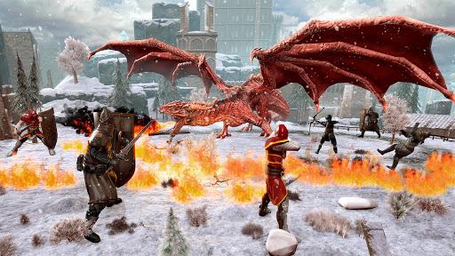 Flying Dragon Games: capturas de pantalla de City Action 3D 3