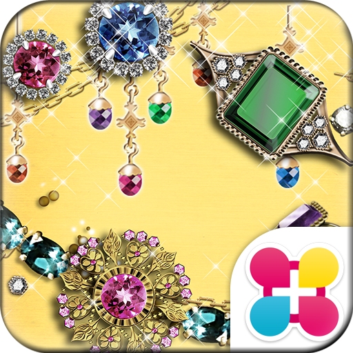 Sparkling Bijous Wallpaper Icon