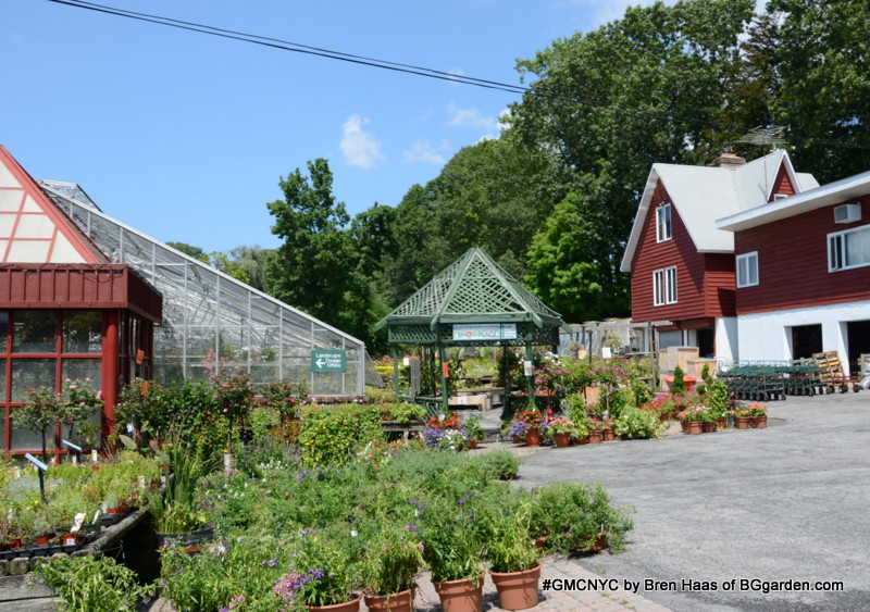 Photo: SprainBrook Nursery started growing organic last year.  #GMCNYC