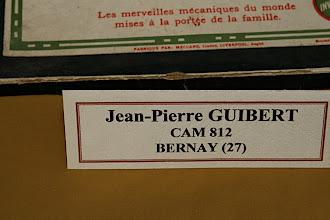 Photo: Collection of Jean-Pierre GUIBERT
