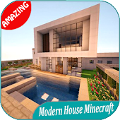 300+ Modern House Minecraft Ideas