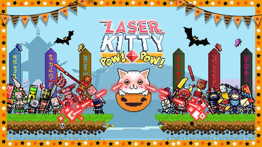 Laser Kitty Pow Pow - screenshot
