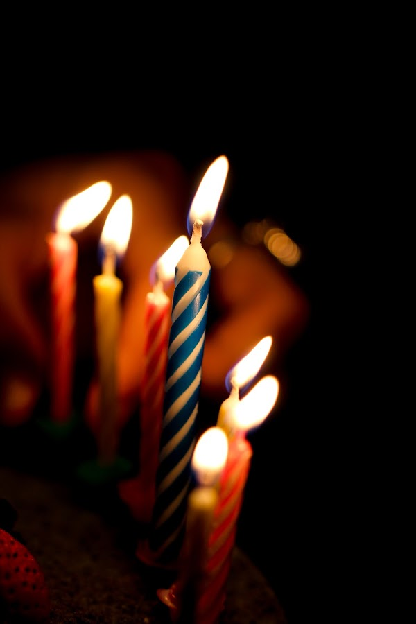 Happy Birthday! by Kai Jian - Public Holidays Birthdays