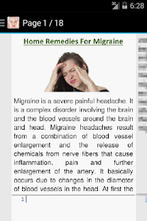 Cure Migraine Home Remedies - náhled